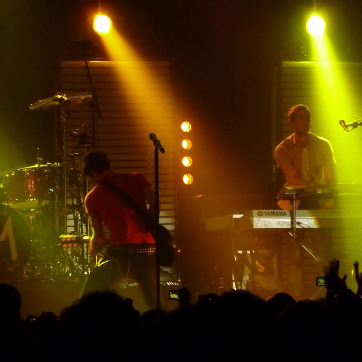 Maroon 5 Konzert 4.12. Berlin Columbiahalle 06