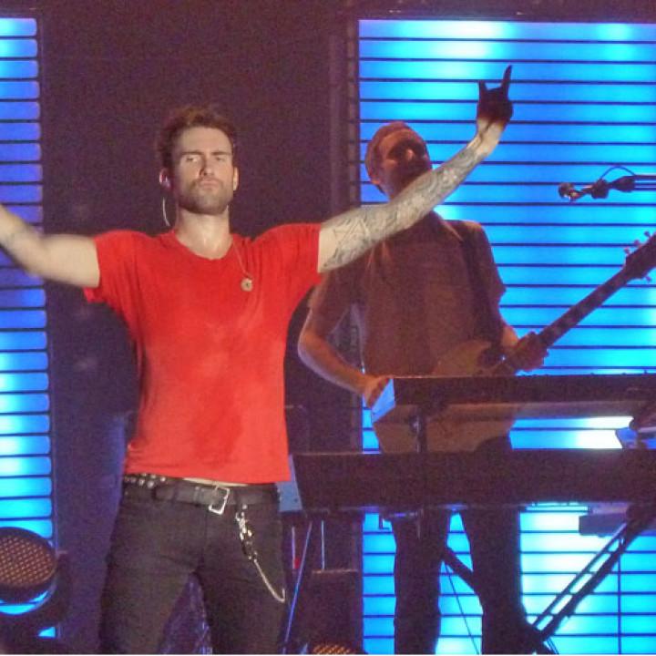 Maroon 5 Konzert 4.12. Berlin Columbiahalle 13