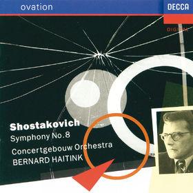 Dmitri Shostakovich, Shostakovich: Symphony No.8, 00028942507128