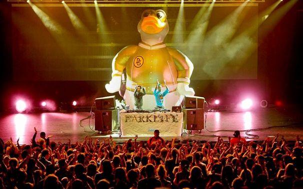 Duck Sauce, Grammy Nominierung: Es ist was los im Ententeich