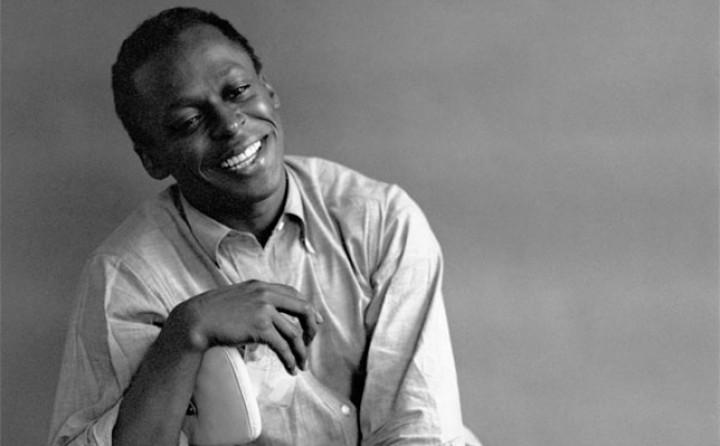 Miles Davis c Tom Palumbo