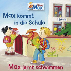 Max, 01: Max kommt in die Schule / Max lernt schwimmen, 00602527849959