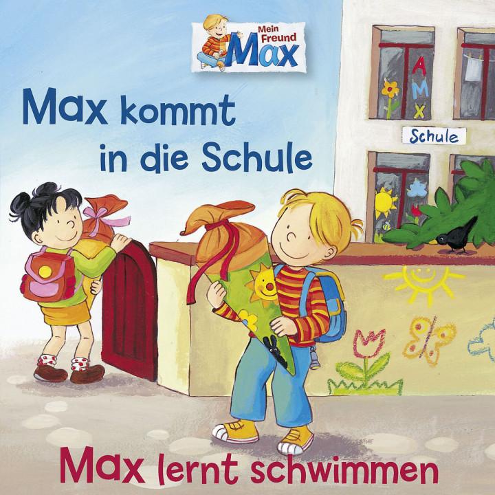 01: Max kommt in die Schule / Max lernt schwimmen