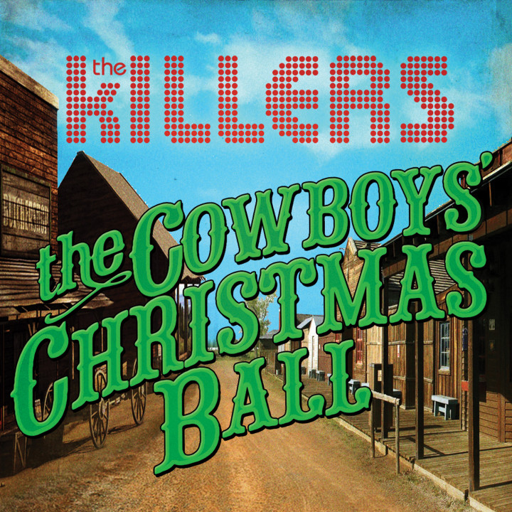 The Cowboys Christmas Ball Cover