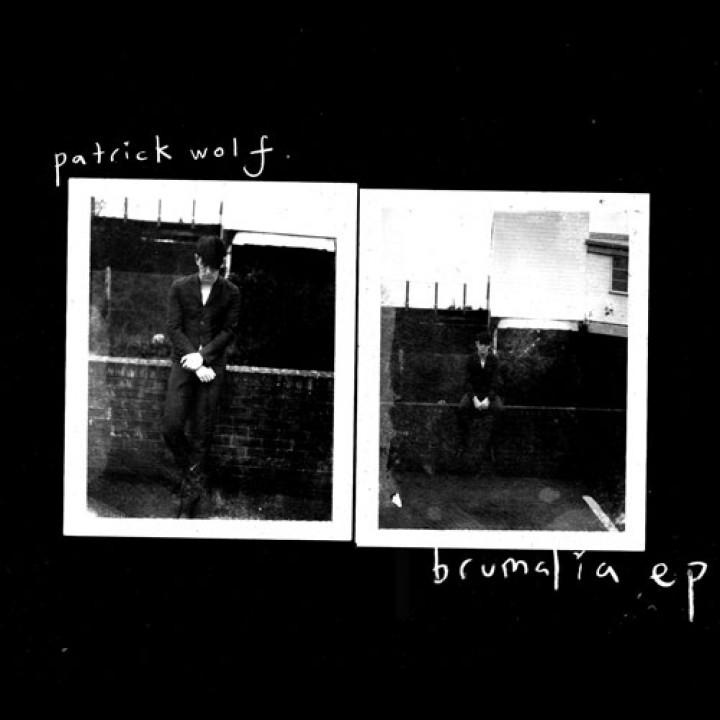 Cover Brumalia EP - Patrick Wolf
