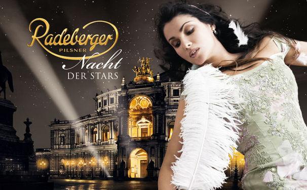 Anna Netrebko, KlassikAkzente verlost Tickets für die Radeberger Nacht der Stars 2012 mit Anna Netrebko
