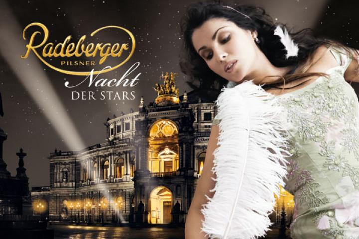 Anna Netrebko Radeberger Nacht der Stars 2012