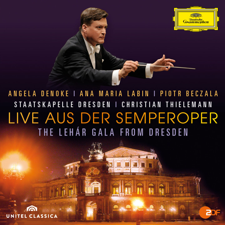 Live aus der Semperoper - The Lehar Gala from Dresden