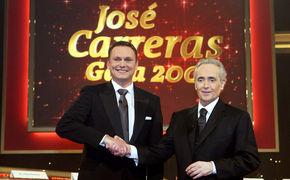 Max Raabe, José Carreras Gala mit Prominenz aus Pop, Crossover & Klassik