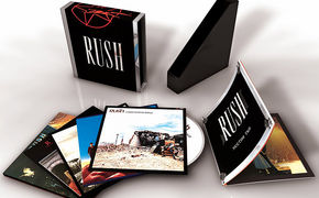 Rush, Rush Boxsets