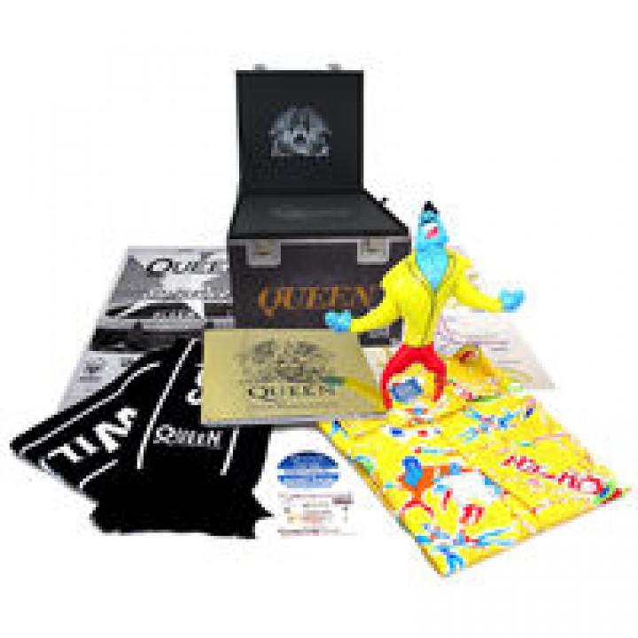 Wembley Magic Tour Roadie Case, Boxset, Größe L/XL