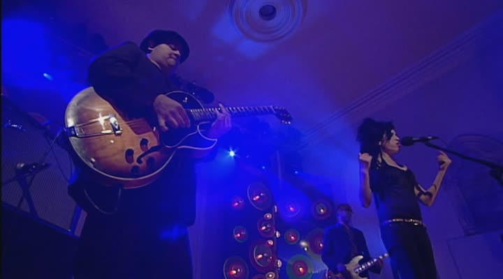 Tears Dry On Their Own (Live on Other Voices 2006)