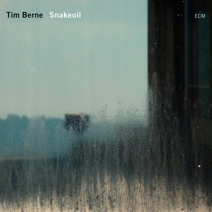 Cover Tim Berne Snakeoil