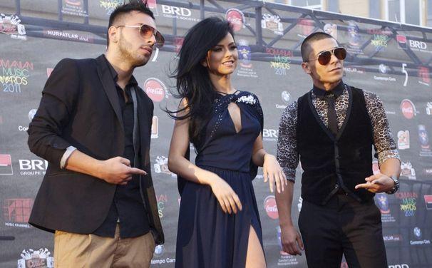 Inna, And the winner is: Inna gewinnt drei Rumänische Music Awards