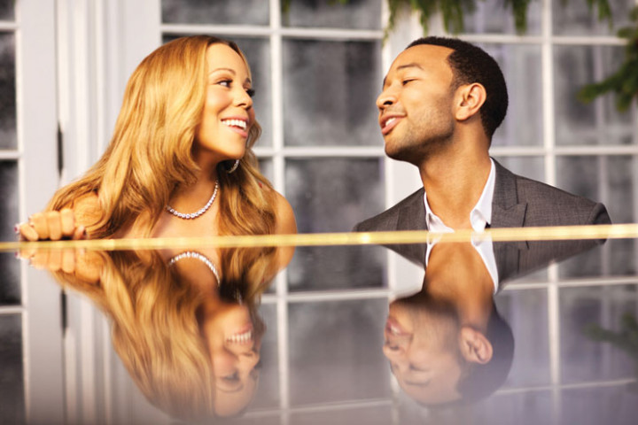 Mariah Carey & John Legend