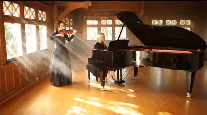 Charles Ives - Sonata No. 4 - Erster Satz, Allegro