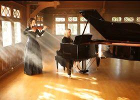 Hilary Hahn, Charles Ives - Sonata No. 4 - Erster Satz, Allegro