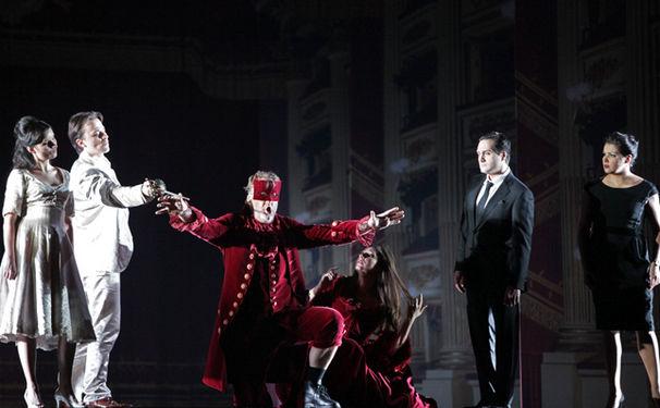 Anna Netrebko, Umjubelter Saisonauftakt an der Mailänder Scala mit Don Giovanni