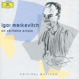 Christoph Willibald Gluck, Igor Markevitch: Un véritable artiste, 00028947440024