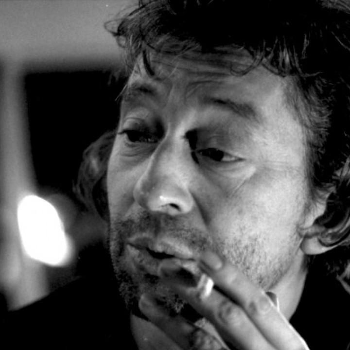 Kuenstlerbild Serge Gainsbourg