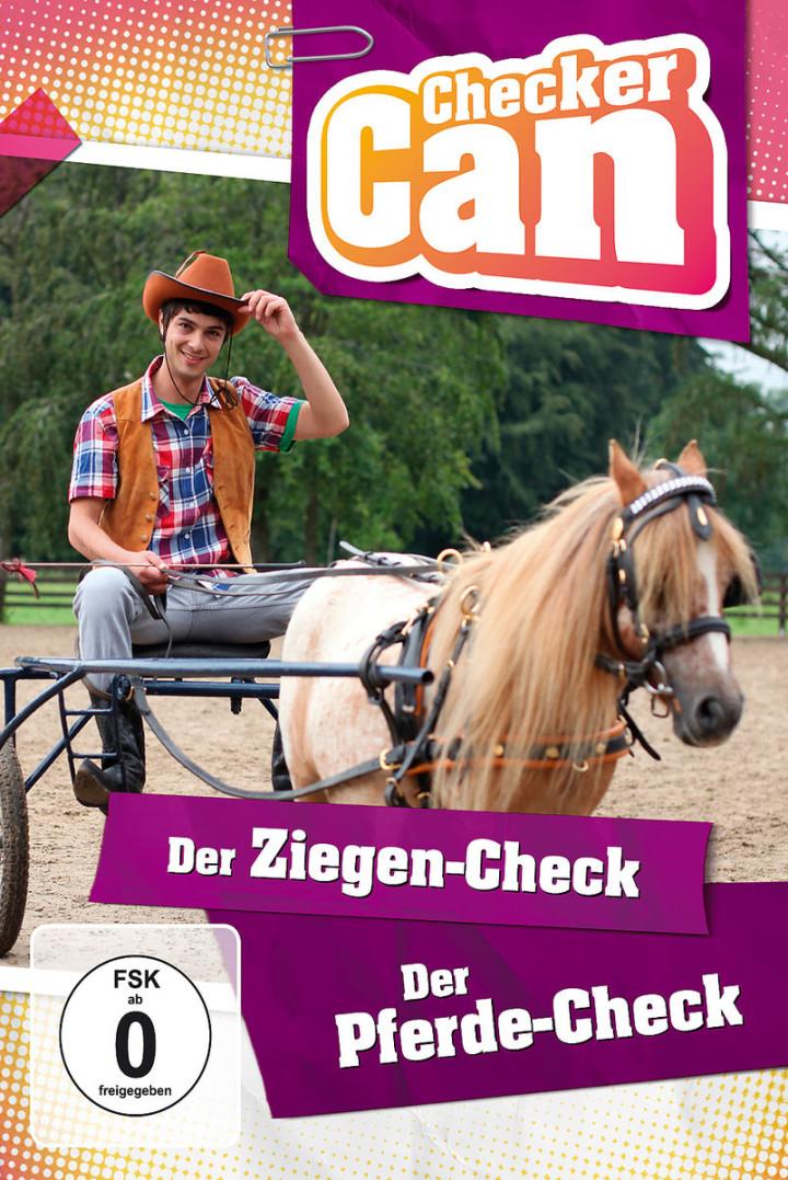 Der Pferde-CHECK / Der Ziegen-CHECK: Checker Can