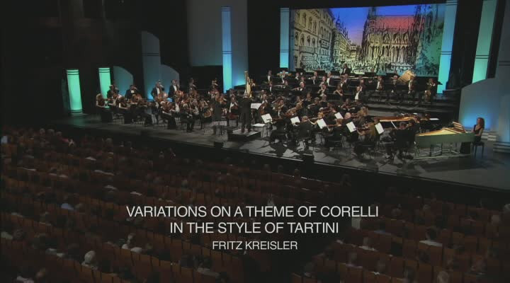 Legacy - Live in Baden-Baden / Variations On A Theme Of Corelli In The Style Of Tartini
