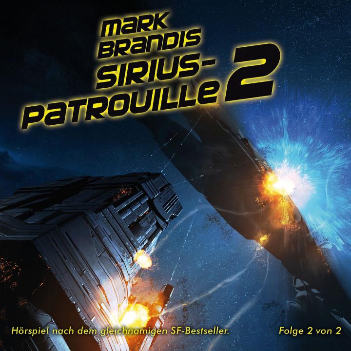 20: Sirius-Patrouille (Teil 2 von 2): Mark Brandis