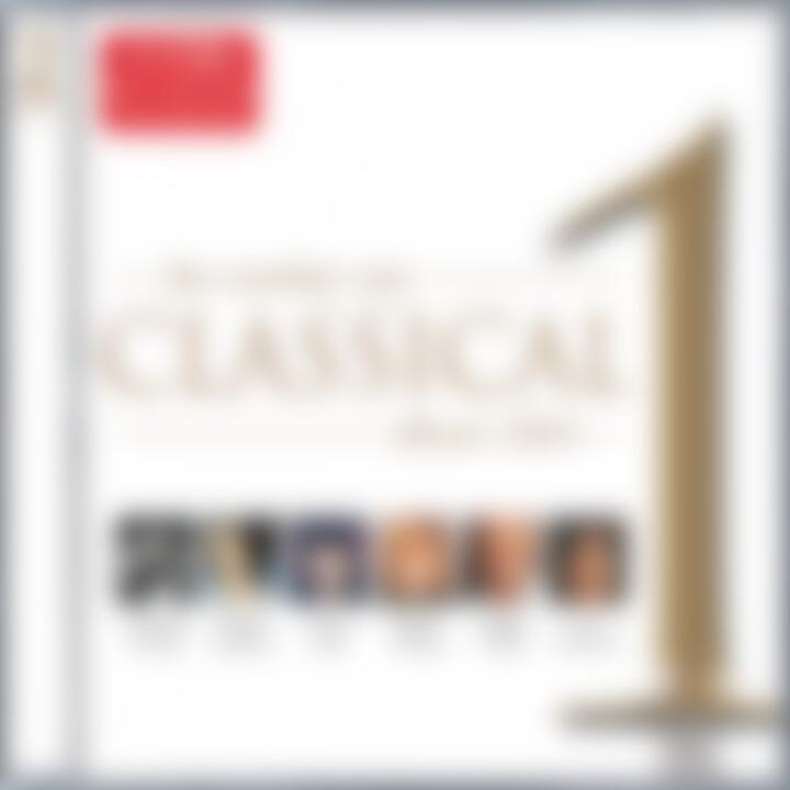 No.1 Classical Album 2004: Pavarotti/Westenra/Watson/+