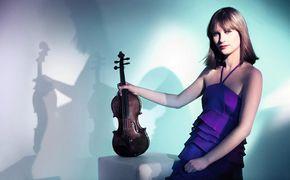 Lisa Batiashvili, Lisa Batiashvili zu Gast in der ARTE Lounge