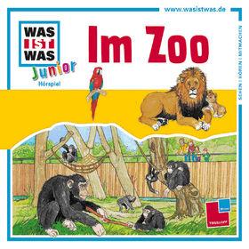 Was ist Was Junior, Folge 20: Im Zoo, 09783788627980