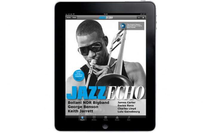 JazzEcho iPad App Ausgabe 3