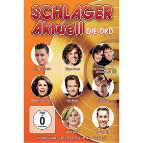 Schlager Aktuell, Schlager Aktuell - Die DVD, 00600753375488