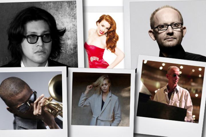 Collage JazzEcho-Jahresüberblick 2011 Teil 4