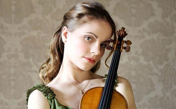 Julia Fischer, Julia Fischer und Tonhalle-Orchester Zürich
