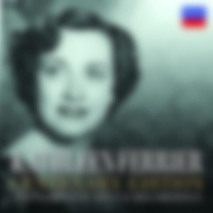 Sämtliche Decca Aufnahmen - Centenary Edition: Ferrier,Kathleen