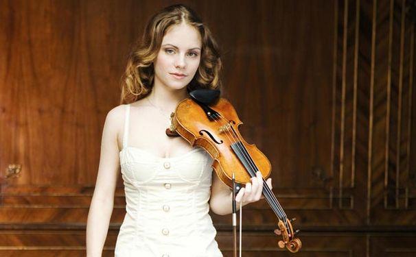 Julia Fischer, Paganinis Revanche