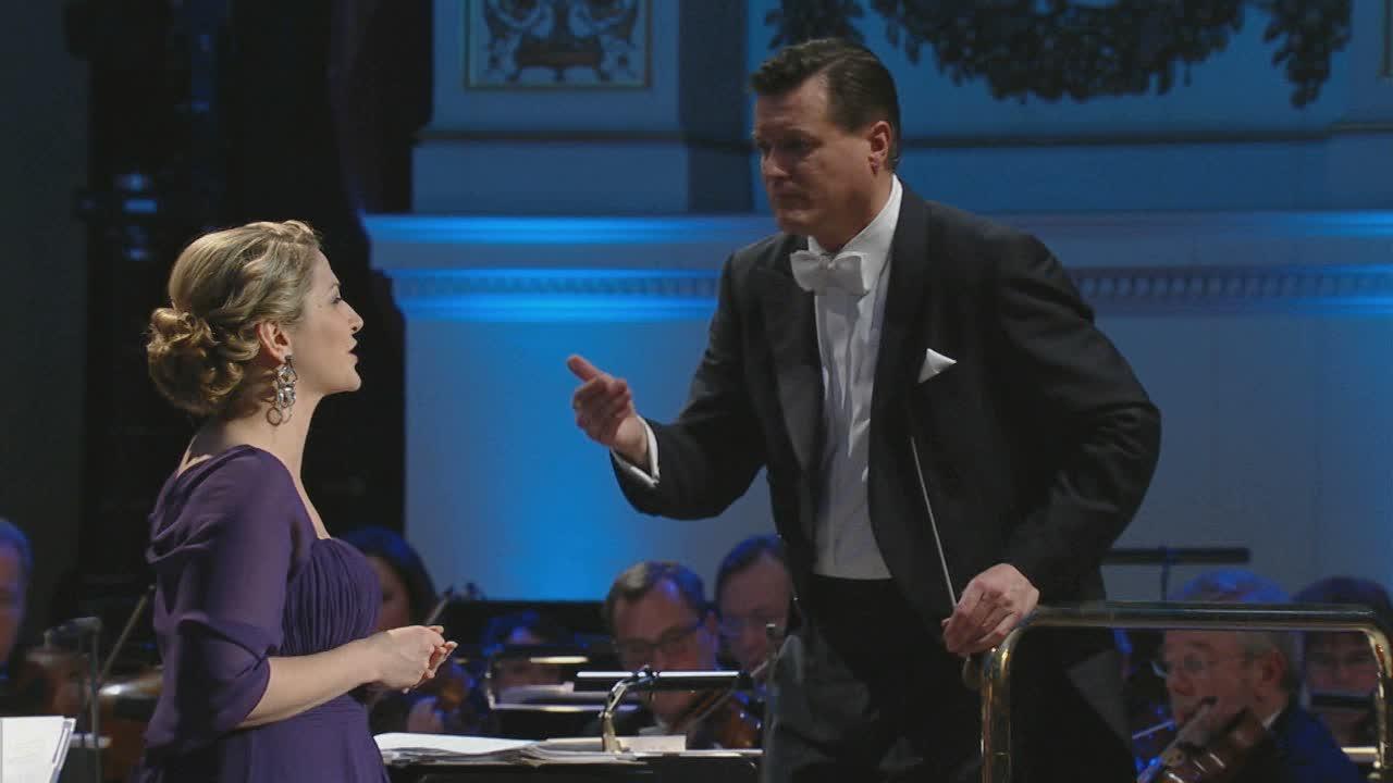 Piotr Beczala, Die Lehár Gala in der Semperoper Dresden
