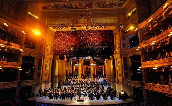 Christian Thielemann, The Lehár Gala from Dresden
