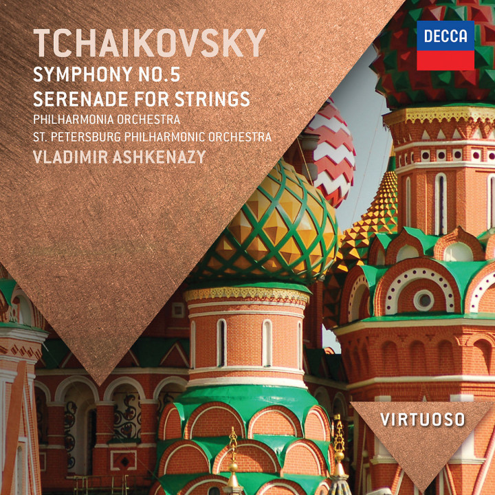 Tchaikovsky: Symphony No.5; Serenade for Strings
