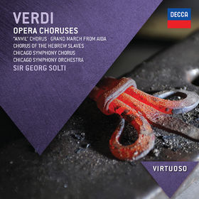 Virtuoso, Verdi: Opera Choruses, 00028947836148