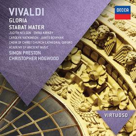 Virtuoso, Vivaldi: Gloria; Stabat Mater, 00028947836155