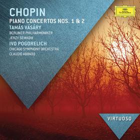 Virtuoso, Chopin: Piano Concertos Nos.1 & 2, 00028947836179