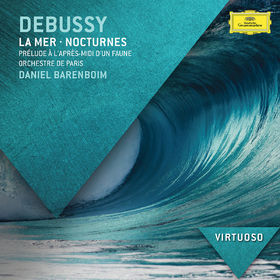 Daniel Barenboim, La Mer, Nocturnes, Orchesterwerke, 00028947836186