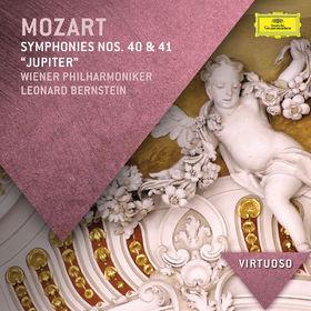 Virtuoso, Mozart: Symphonies Nos. 40 & 41 - Jupiter, 00028947836216