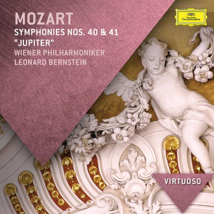 "Mozart: Symphonies Nos. 40 & 41 - ""Jupiter"""