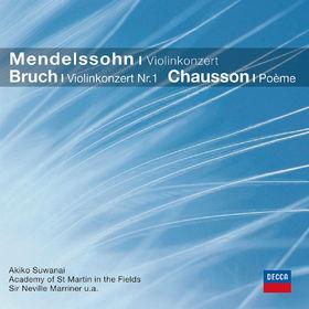 Sir Neville Marriner, Mendelssohn, Bruch: Violinkonzerte (CC), 00028948059676