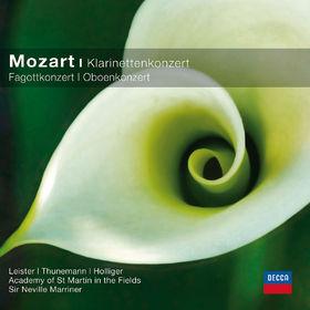 Heinz Holliger, Mozart: Klarinettenkonzert (CC), 00028948059713