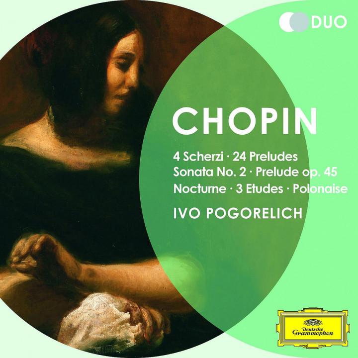 24 Preludes op.28/Klaviersonate Nr.2/+: Pogorelich,Ivo