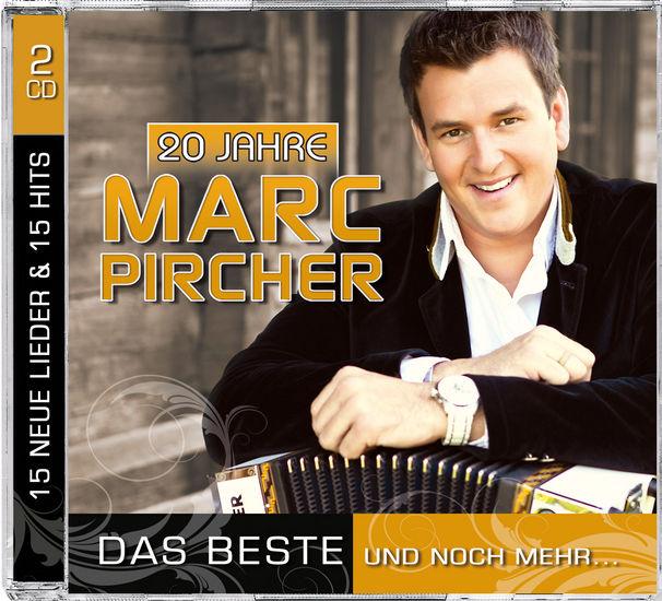 Marc Pircher, Das Beste und noch mehr – 20 Jahre auf Doppel-CD