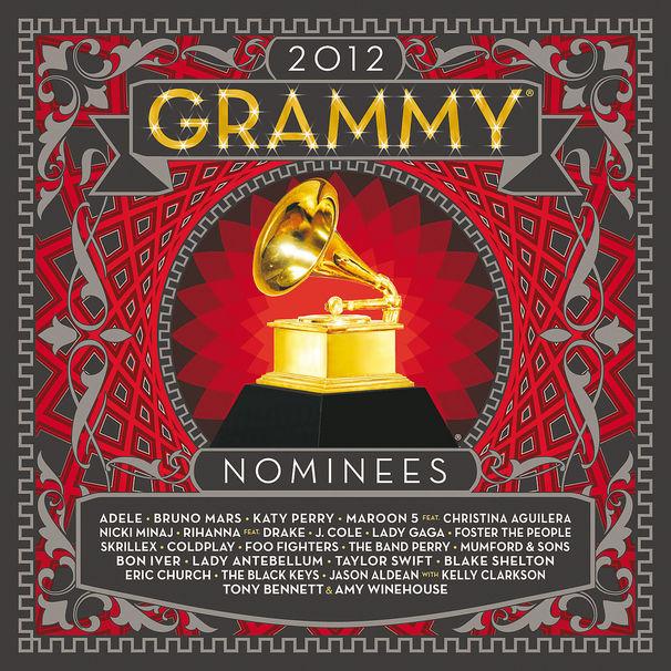 Various Artists, Hört alle Nominierten der Grammys 2012. Auf einem Album!